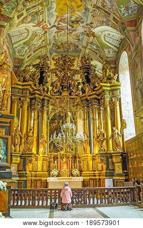 The Baroque Altar