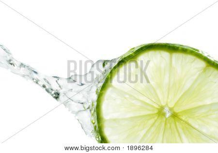 A Splash Of Lime