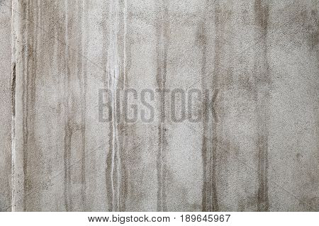 Texture Of Old Concrete Wall With Stains