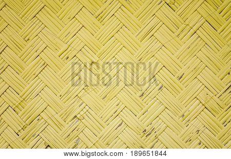 Native Asian Style Bamboo Pattern