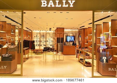 Bally Boutiqie At Suvarnabhumi Airport