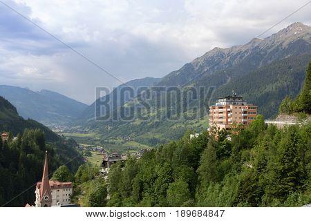 Bad Gastein, Gastein, Austria, Gasteiner Tal, Kurort