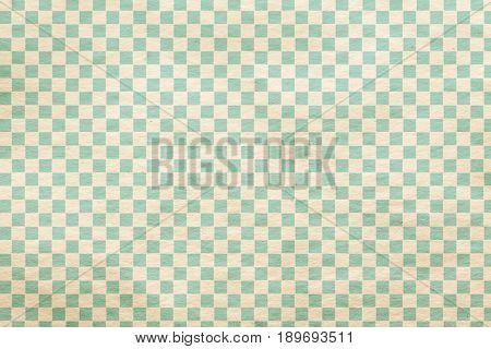 old retro pattern on grungy paper, vintage background