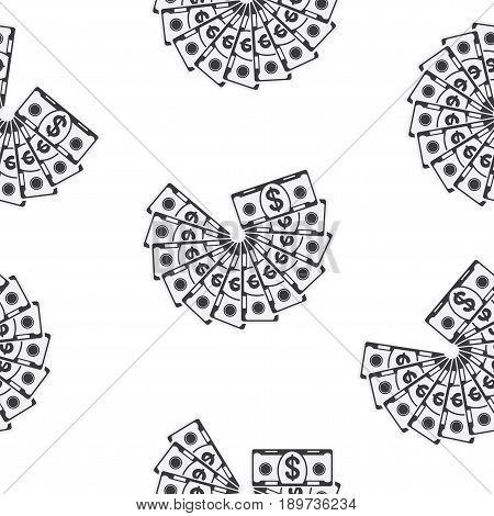 Pattern Spread Of Cash