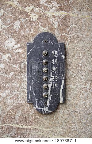 Old Victorian Doorbell