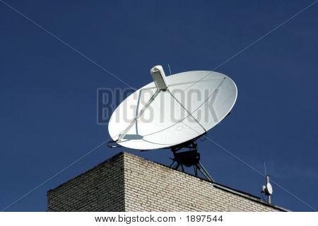 Dish Aerial Antenna 3