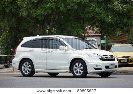 Private Car, Honda Crv City Suv Car.