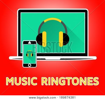 Music Ringtones Meaning Telephone Melody Ring Tone