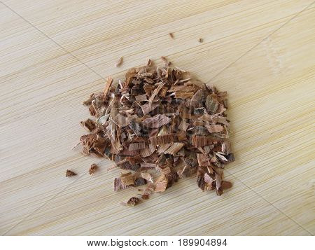 Willow bark, Salicis cortex, for herbal medicine