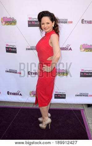 LOS ANGELES - JUN 3:  Berna Roberts at the Etheria Film Night 2017 at the Egyptian Theater on June 3, 2017 in Los Angeles, CA