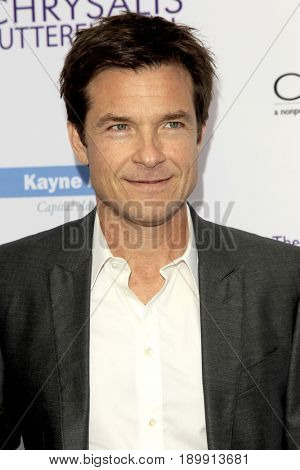 LOS ANGELES - JUN 3:  Jason Bateman at the 16th Annual Chrysalis Butterfly Ball at the Private Estate on June 3, 2017 in Los Angeles, CA