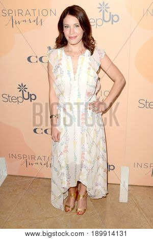 LOS ANGELES - JUN 2:  Marla Sokoloff at the 14th Annual Step Up Inspiration Awards at the Beverly Hilton Hotel on June 2, 2017 in Beverly Hills, CA
