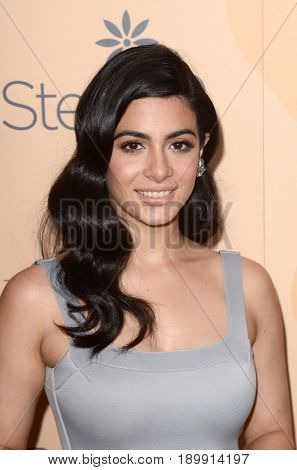 LOS ANGELES - JUN 2:  Emeraude Toubia at the 14th Annual Step Up Inspiration Awards at the Beverly Hilton Hotel on June 2, 2017 in Beverly Hills, CA