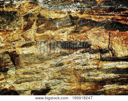Stone, abstract stone texture, scabrous, stone background, natural rock texture, closeup of stone surface background