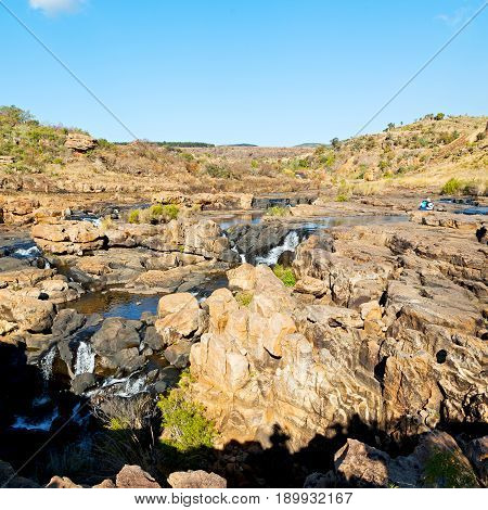 In South  Africa River Canyon