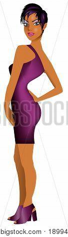 Blackwomanpurpledress2
