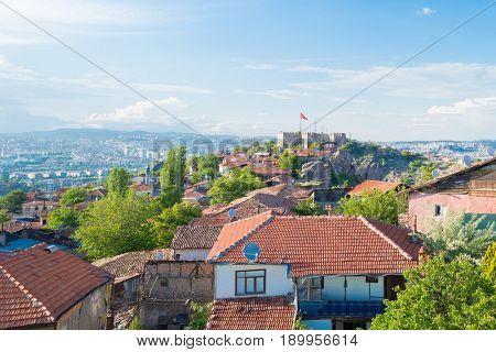 Ankara Castle - Ankara, Turkey
