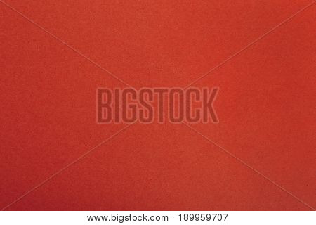 Red Paper Parchment Background With Fibers