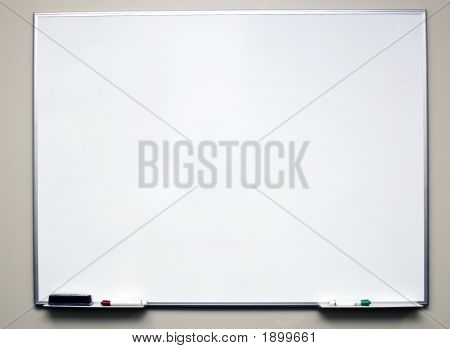 School Dry Erase Board