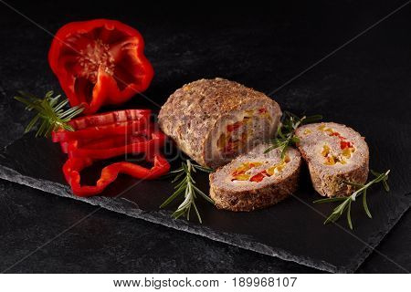 Minced Meat Loaf
