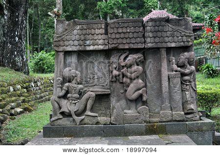 Indonesia erotic art