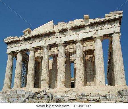 Parthenon - Athens - Greece poster