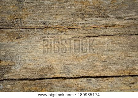 Abstract Surface Wood Table Texture Background. Close Up Of Dark Rustic Wall Made Of Old Wood Table