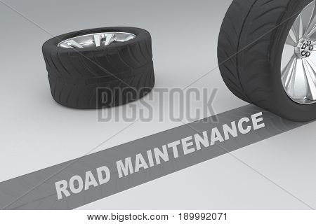 Road Maintenance Concept