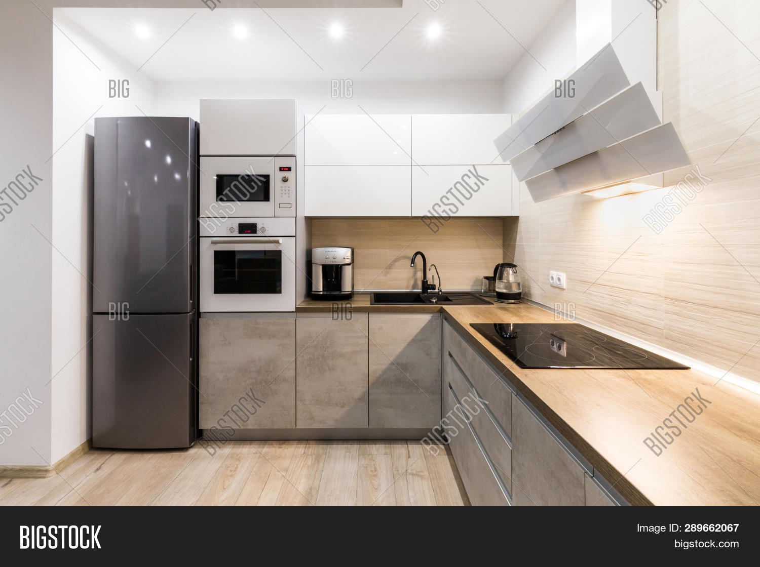 Small Cozy Kitchen Image & Photo (Free Trial) | Bigstock
