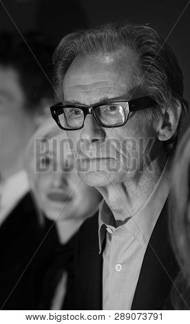 Bill Nighy pose at the 'The Kindness Of Strangers' photocall during the 69th Berlinale International Film Festival Berlin at Grand Hyatt Hotel on February 07, 2019 in Berlin, Germany.