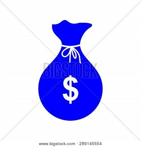 Money Bag, Money Bag Icon Vector, Money Bag Icon Sign For Logo, Website, App, Ui. Money Bag Icon Iso