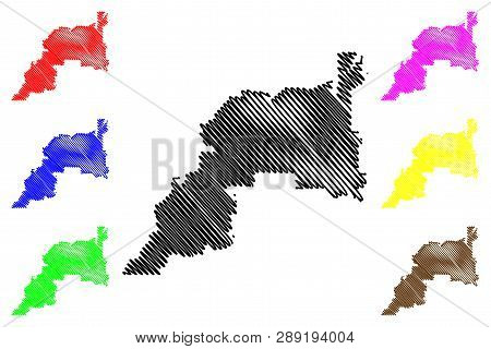 Henderson City (united States Cities, United States Of America, Usa City) Map Vector Illustration, S