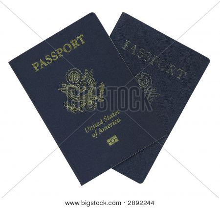 Replacement Passport