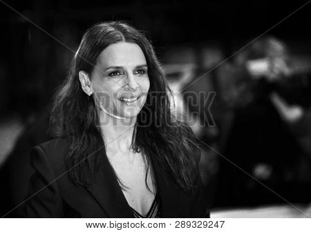 Juliette Bionche attends the his film 'Grace a Dieu' premiere during the second day of the 69th Berlinale International Film Festival in Berlin, Germany on February 08, 2019.