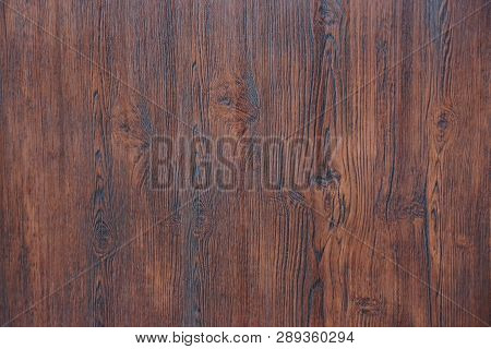 Brown Wooden Background Of Dry Boards In The Wall Of The Fence