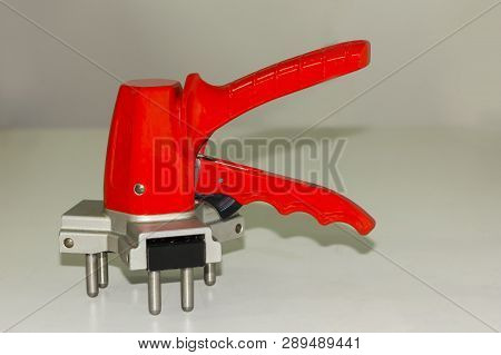 quick changing fixture device for clamping head for cnc machining center and cnc lathe at factory poster