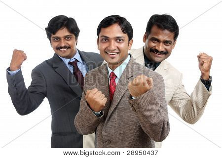 Indian business people