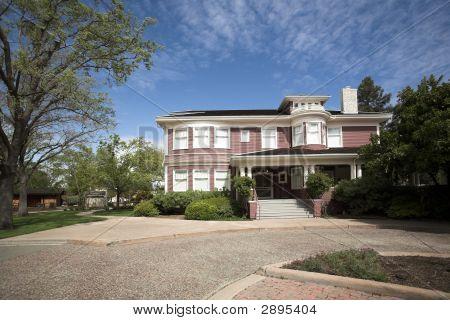 Northern California Subruban Home