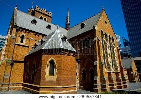 St Georges Cathedral - Perth - Australia