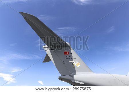 Airbus A400 Atlas In Teknofest Istanbul