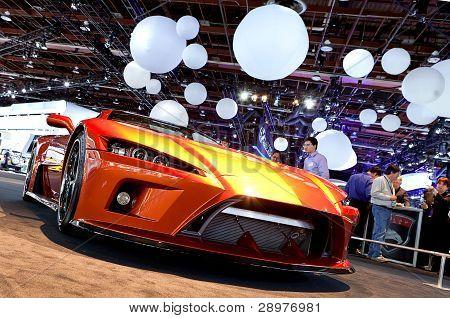 Falcon Sports Car