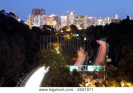 San Diego Downtown Skyline