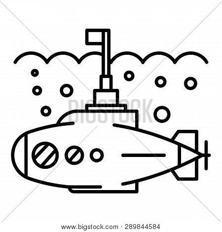 Concept Military Submarine