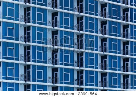 The Modern Architectural Background