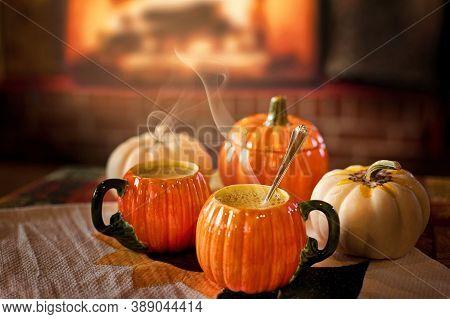Halloween Drink.halloween Cup And Saucer.halloween Tea.halloween Party