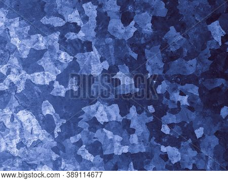 Watercolor Marine Camo. Navy Army Textile. Camouflage Material. Abstract Urban Print. Marine Camo. C