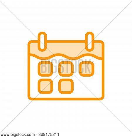 Illustration Vector Graphic Of Calendar Icon Template