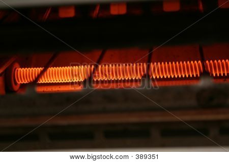 Hote Wire Bar