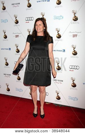 LOS ANGELES - SEP 21:  Mare Winningham arrives at the Primetime Emmys Performers Nominee Reception at Spectra by Wolfgang Puck on September 21, 2012 in Los Angeles, CA