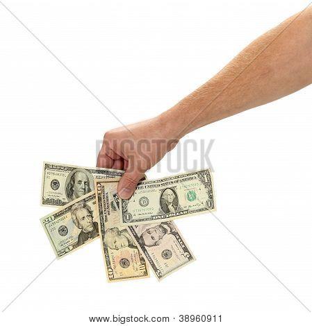 Money Denomination Fan